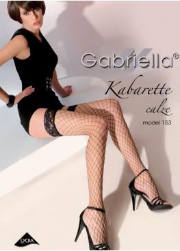 153-222 Kabarette Calze Чулки