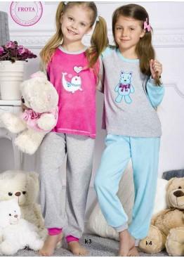 029D/030D FROTTE Пижама детская